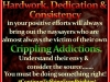 Crippling Addictions
