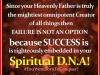 Spiritual D.N.A.