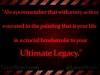 Ultimate Legacy