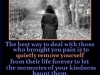 Quietly Remove Yourself