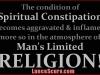 Spiritual Constipation