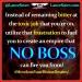 No Boss