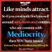 Like Minds Attract
