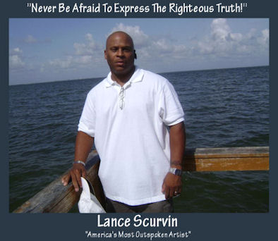 Mr. Lance Scurvin On How To Love Your Woman: Loser's, Users & Abusers PLEASE Take Notes!