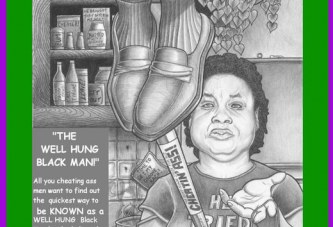 The Well Hung Black Man