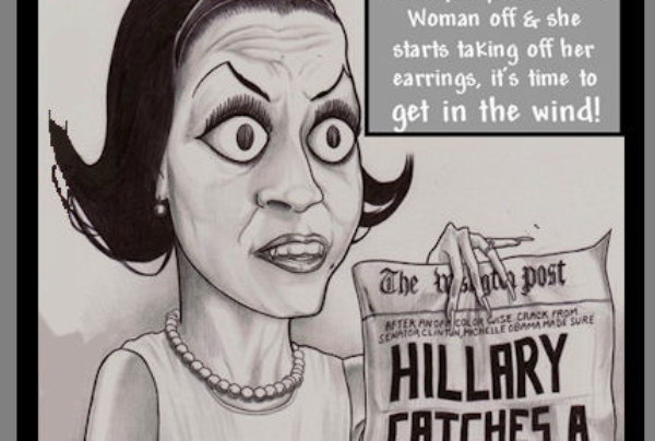 Hillary Clinton's Obama Drama!
