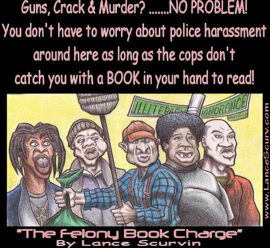 The Felony Book Charge!