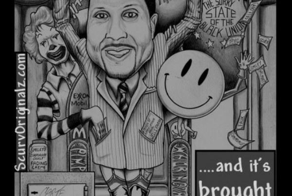 Tavis Smiley – Obama Hater # One