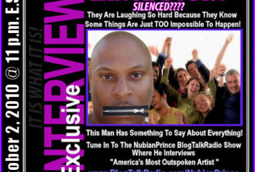 The Lance Scurv Interview 10/02/2010 On The Nubian Prince Show