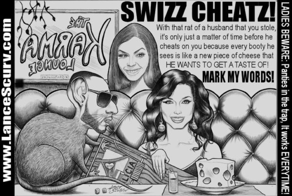 It's Just A Matter Of Time Before Swizz Cheatz!