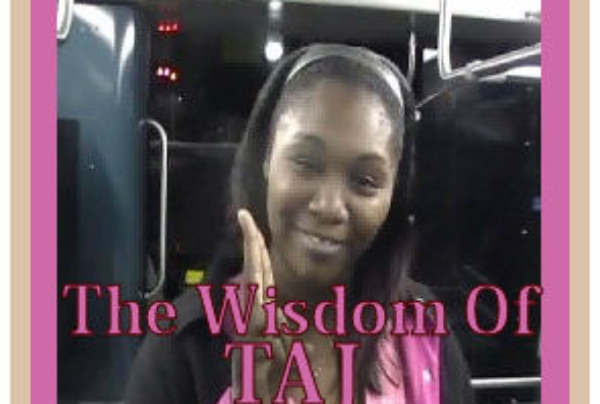 An Important Message To Our Young Women From The Beautiful Taj