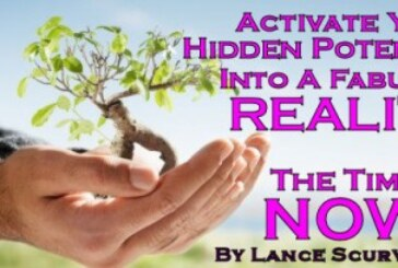 Activating Your Hidden Potential Into A Fabulous Reality,The Time Is Now!