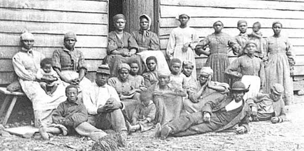 Slavery In The South. it might take to wake