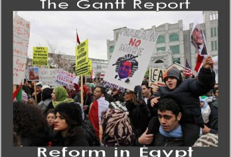 The Gantt Report – Reform in Egypt