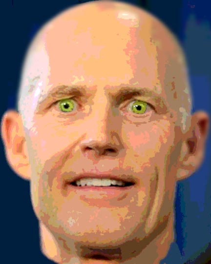 The Gantt Report - Rick Scott Is Who We Thought He Was