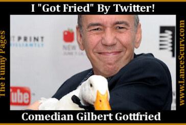 "I ""Got Fried"" By Twitter!"