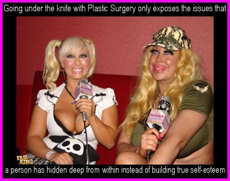 Plastic Surgery Failure
