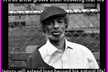 Gil Scott Heron R.I.P. (April 1, 1949 – May 27, 2011)