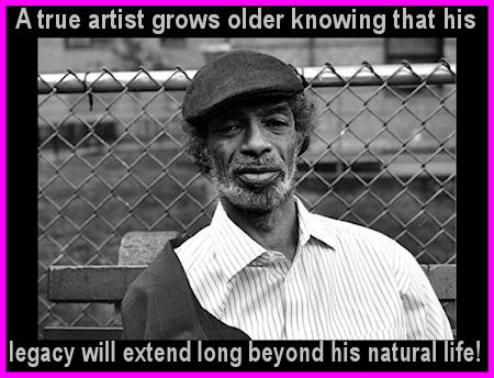 Gil Scott Heron R.I.P. (April 1, 1949 - May 27, 2011)