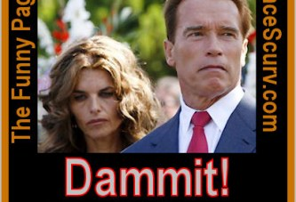 The Funny Pages – Maria Shriver's Deepest Regret!