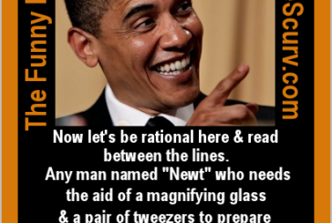 The Funny Pages – Barack Obama: The Food Stamp President?