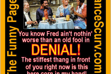 The Funny Pages – Fred Sanford's Libido!