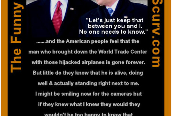 Osama Bin Laden Is Dead! Now Watch For The Next Attack On American Soil By The U.S. Government!