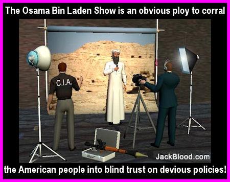 The Gantt Report - Bin Laden Down, Gadaffi Ducked!