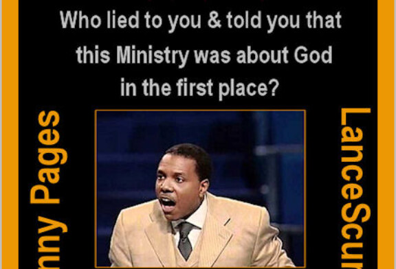 The Funny Pages – The Truth About Prosperity Preachers!