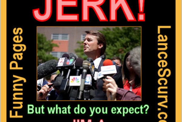 The Funny Pages – John Edwards Speaks His Mind!