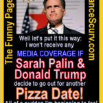 The Funny Pages – Why Mitt Romney Hates Pizza!