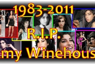"Amy Winehouse: ""Rest In Peace"""