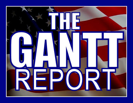 The Gantt Report - The Banks Are The Real Bank Robbers