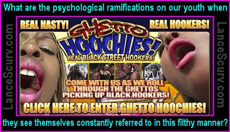 Ghetto Hoochies Real Black Street Hookers