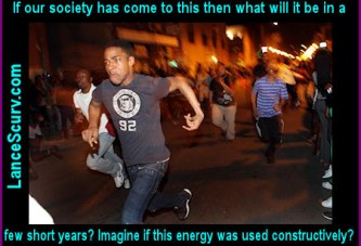 Spontaneous Flash Mass Public Ass Whippings Are The Only Surefire Remedy For The Philadelphia Style Flash Mob Attacks!
