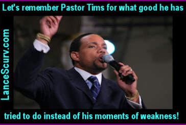 The Death Of Pastor Zachery Tims & What It Meant To Me!