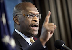 The Funny Pages - Herman Cain's Confessions Of A Token Negro!