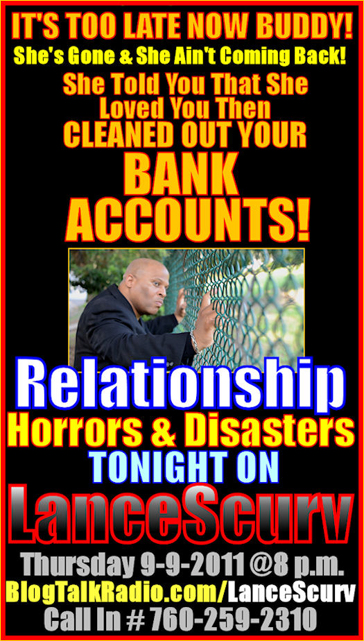 Relationship Horror Stories & Disasters!