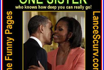 "The Funny Pages – Herman Cain Gets A Response From Michelle Obama On His ""Black Experience"" Comment!"