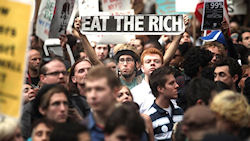 Occupy Wall Street Eat The Rich