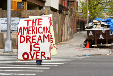 When Will We Finally Wake Up From This Nightmare Called The American Dream?