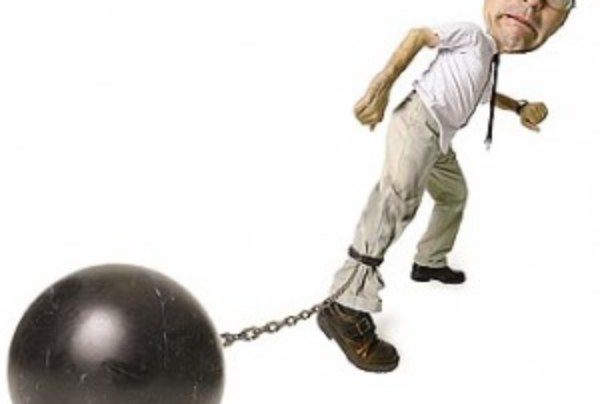 Ball & Chain Marriages – Their Love Is A Cancer That Will Quickly Eat Up Your Dreams!