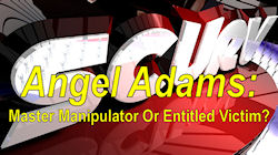 The LanceScurv Talk Show - (After Show Thoughts) 15 Kids? Is Angel Adams A Master Manipulator Of The System Or An Entitled Victim Of Society?