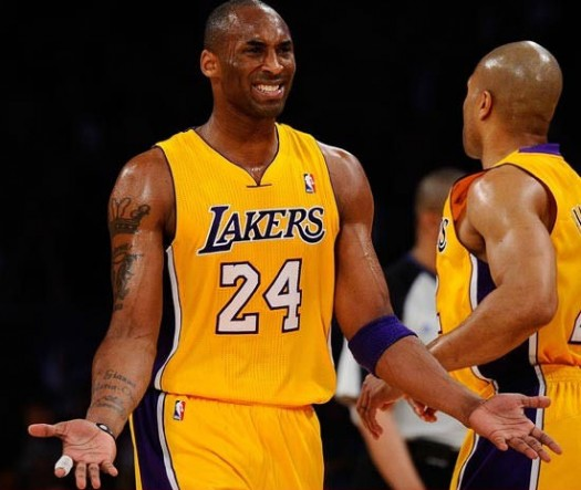Like Many Other Men On The Court Of Life Before Him, Kobe Bryant Took A Lustful Shot That He Thought He Could Never Miss!