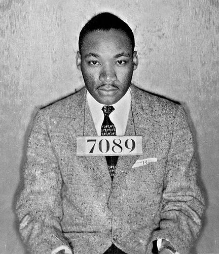 The Gantt Report - Martin Luther King Was A Convict!