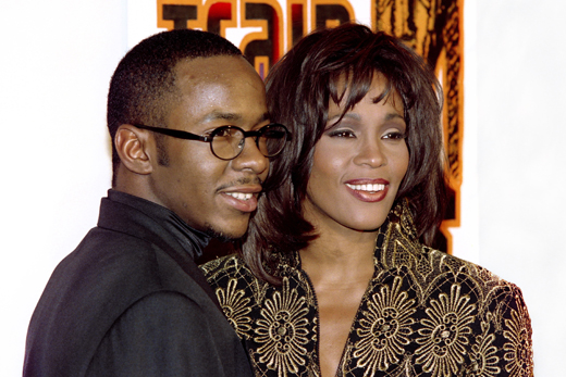 Bobby Brown & Whitney Houston 1994