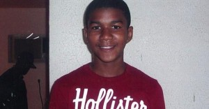 Trayvon Martin Smiling