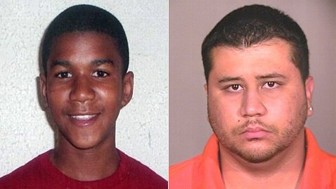 Trayvon Martin - George Zimmerman
