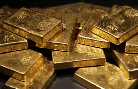 The Gantt Report - Cool Gold Or Fool's Gold