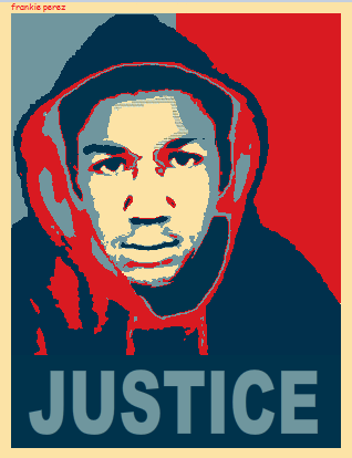 Arene - Trayvon We Won't Fail!